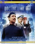 Doctor Who Adventures in Time and Space HC (2012 BBC RPG) Defending the Earth: The Unit Sourcebook 1-1ST