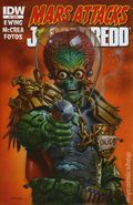 Mars Attacks Judge Dredd (2013 IDW) 2
