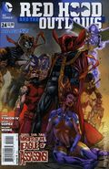 Red Hood and the Outlaws (2011) 24