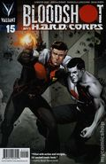 Bloodshot and Hard Corps (2012 3rd Series) 15A