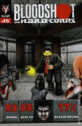 Bloodshot and Hard Corps: Hard Corps (2012 3rd Series) 15B