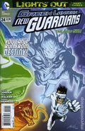 Green Lantern New Guardians (2011) 24A