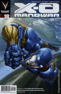 X-O Manowar (2012 3rd Series Valiant) 18A