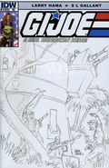 GI Joe Real American Hero (2010 IDW) 195RI