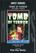 Harvey Horrors Collected Works: Tomb of Terror HC (2011 PS Artbooks) 3-1ST