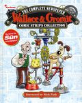 Wallace and Gromit The Complete Newspaper Comic Strips Collection HC (2013) 1-1ST