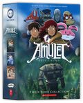 Amulet GN (2008- Scholastic Press) SET#01A