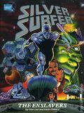 Silver Surfer The Enslavers HC (1990 Marvel) 1-1ST