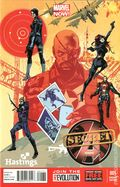 Secret Avengers (2013 2nd Series) 1HAS
