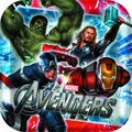Avengers Party Accessory (2012 Hallmark) ITEM#10
