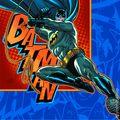 Batman Party Accessory (2012 Hallmark) ITEM#4