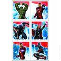 Avengers Party Accessory (2012 Hallmark) ITEM#04