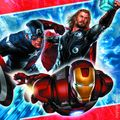 Avengers Party Accessory (2012 Hallmark) ITEM#09