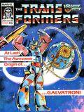 Transformers Magazine (1984 UK) 84