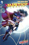 Justice League (2011) 12NYCC