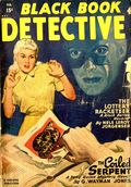 Black Book Detective Magazine (1933-1953 Newsstand/Hoffman/Ranger/Better) Vol. 24 #1