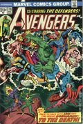 Avengers (1963 1st Series) Mark Jewelers 118MJ