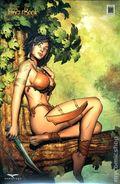 Grimm Fairy Tales Jungle Book (2012 Zenescope) 2D
