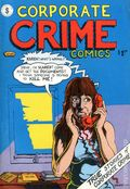 Corporate Crime Comics (1977 Kitchen Sink) #1, 1st Printing