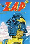 Zap Comix (1968 Apex Novelties) #7, 2nd Printing