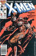 Uncanny X-Men (1963 1st Series) Mark Jewelers 212MJ