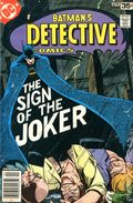 Detective Comics (1937 1st Series) 476SURVEY