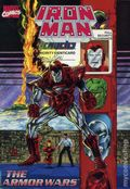 Iron Man Armor Wars TPB (1990 Marvel) 1st Edition 1-1ST