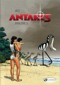 Antares TPB (2012-2016 Cinebook) 3-1ST