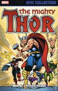 Thor War of the Pantheons TPB (2013 Marvel) Epic Collection 1-1ST