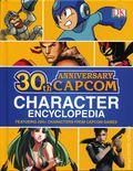 Capcom 30th Anniversary Character Encyclopedia HC (2013 DK) 1-1ST
