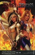 Grimm Fairy Tales Presents Zombies and Demons TPB (2013 Zenescope) 1-1ST