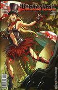 Grimm Fairy Tales Presents Wonderland (2012 Zenescope) 16C