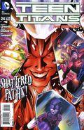 Teen Titans (2011 4th Series) 24A