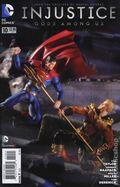 Injustice Gods Among Us (2012 DC) 10B