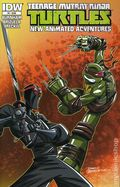 Teenage Mutant Ninja Turtles New Animated Adventures (2013 IDW) 4
