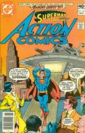 Action Comics (1938 DC) Mark Jewelers 501MJ