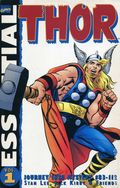 Essential Thor TPB (2001-2013 Marvel) 1st Edition 1-1ST