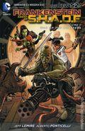 Frankenstein Agent of S.H.A.D.E. TPB (2012-2013 DC Comics The New 52) 1-REP