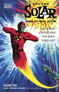 Doctor Solar Man of the Atom TPB (2010 Dark Horse Archives) The Gold Key Collection 2-1ST