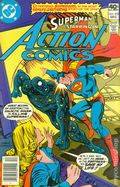 Action Comics (1938 DC) Mark Jewelers 502MJ