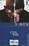Civil War X-Men (2006) 1A