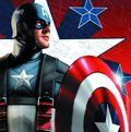 Captain America Party Accessory (2012 Hallmark) ITEM#4