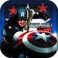 Captain America Party Accessory (2012 Hallmark) ITEM#5