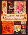 Cabinet of Curiosities: My Notebooks, Collections, and Other Obsessions HC (2013) By Guillermo Del Toro 1-1ST