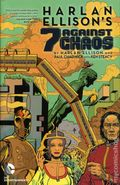 7 Against Chaos HC (2013 DC) By Harlan Ellison 1-1ST