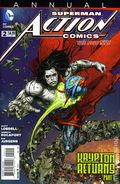 Action Comics (2011 2nd Series) Annual 2