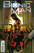 Bionic Man (2011 Dynamite) 25