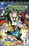 Green Lantern (2011 4th Series) Annual 2