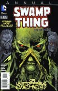Swamp Thing (2011 5th Series) Annual 2