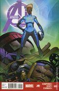 Avengers A.I. (2013) 5A